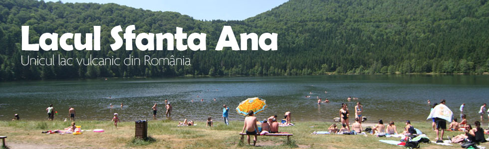 Lacul Sfanta Ana