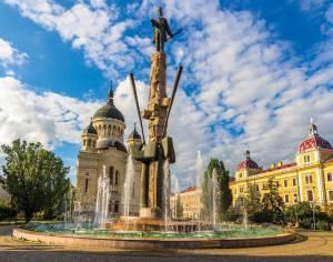 Catedrala Ortodoxa Adormirea Maicii Domnului din Cluj Napoca