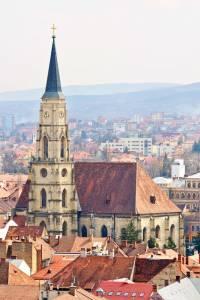 Biserica Romano Catolica Sfantul Mihail din Cluj Napoca