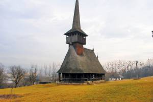 Parcul Romulus Vuia - Muzeul Etnografic al Transilvaniei
