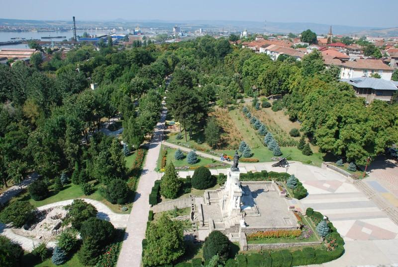 Drobeta-Turnu Severin Romania  City new picture : Orasul Drobeta Turnu Severin
