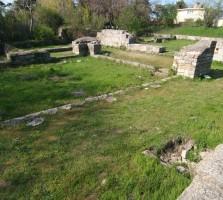 Zidul de Nord si Bazilica de tip Sirian din cetatea Callatis Mangalia