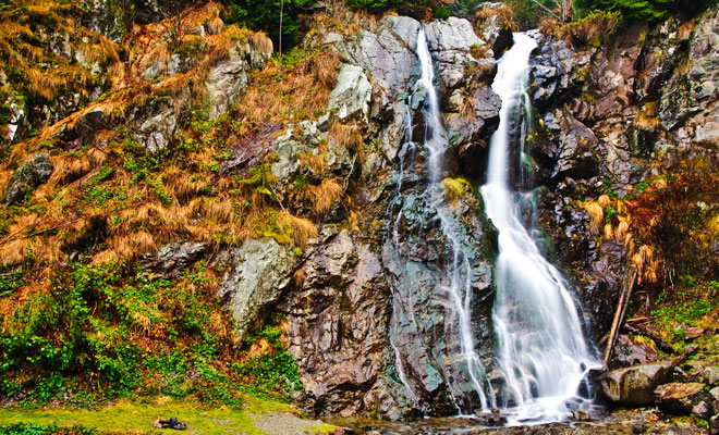 Cascada Varciorog din comuna Arieseni - flickr