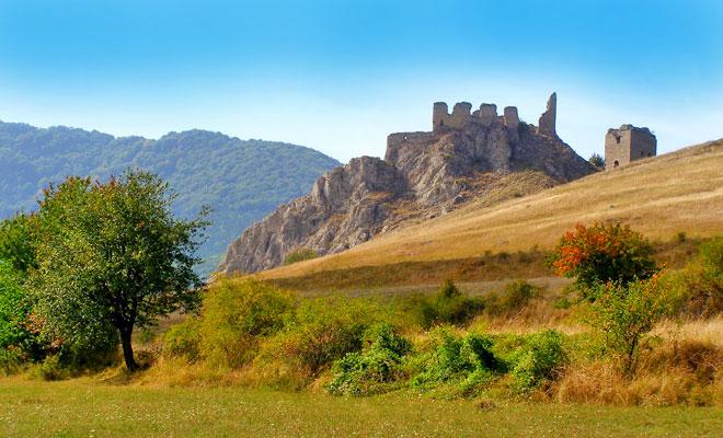 Cetatea Trascaului din comuna Rimetea - flickr