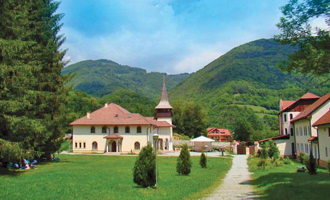 Manastirea Lupsa din comuna Lupsa - flickr