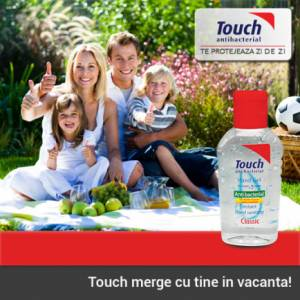 Touch-antibacterial-cu-tine-in-vacanta