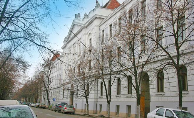 Biblioteca Judeteana A D Xenopol din orasul Arad - bibliotecaarad