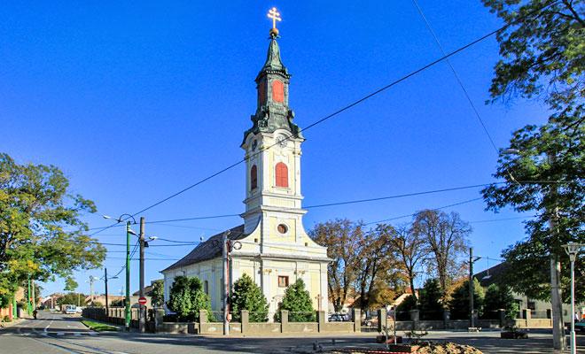 Biserica Sarbeasca din orasul Arad - aradcityguide