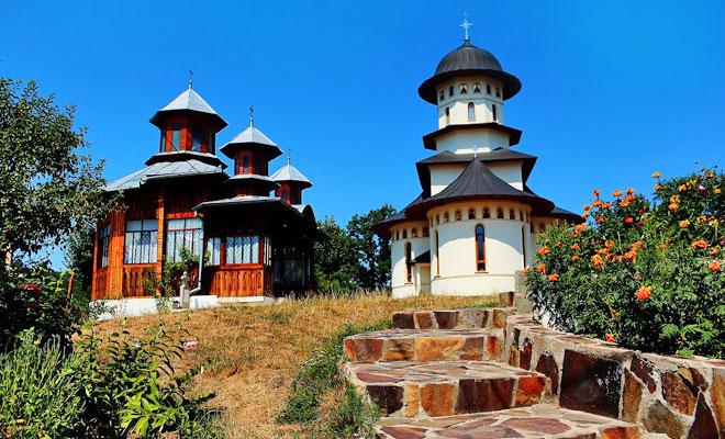 Manastirea Afteia din comuna Salistea - panoramio