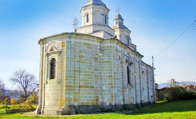 Manastirea Casin din comuna Casin
