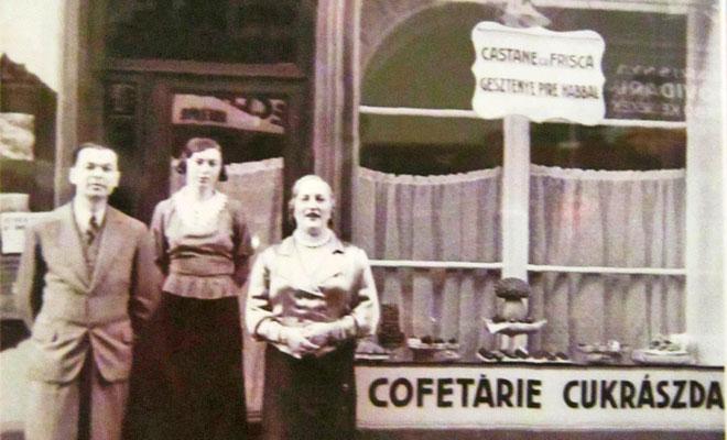 Muzeul Cofetariei din orasul Arad - facebook