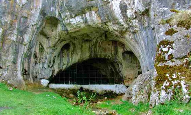 Pestera Igrita din comuna Astileu - bihor