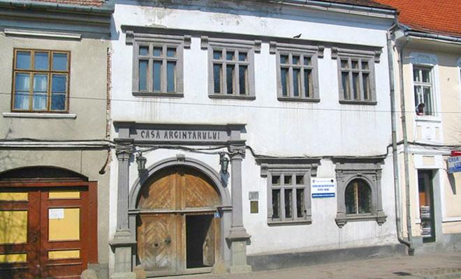 Casa Argintarului din orasul Bistrita - primariabistrita