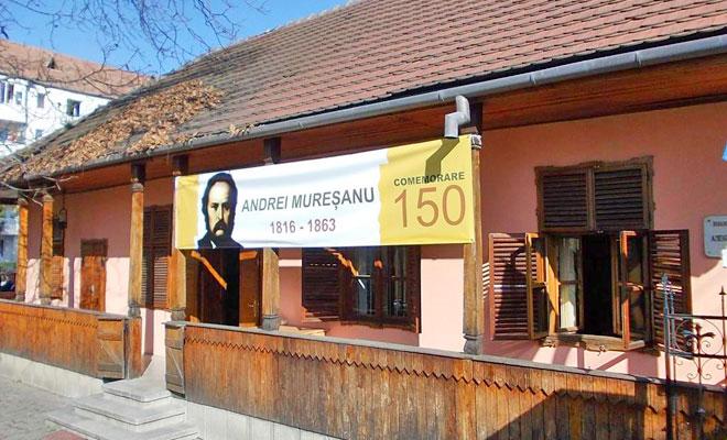 Casa memoriala Andrei Muresanu din orasul Bistrita - bimturism