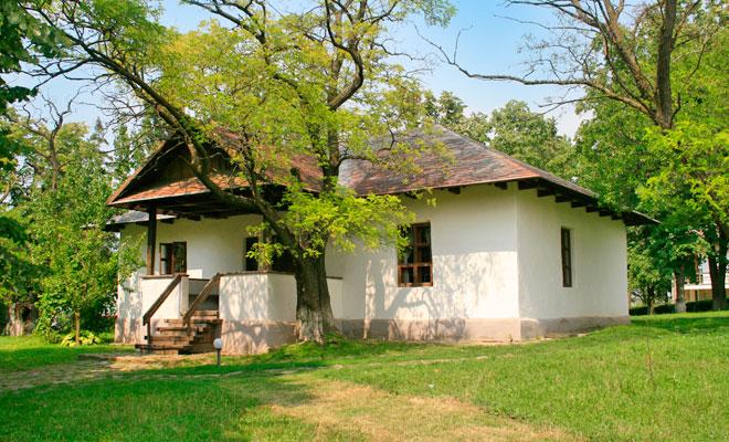 Casa memoriala Mihai Eminescu din comuna Mihai Eminescu - flickr