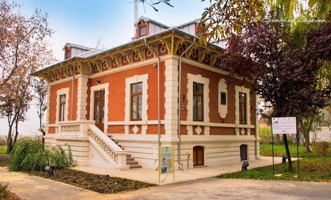 Casa memoriala Panait Istrati din orasul Braila - brailapebune