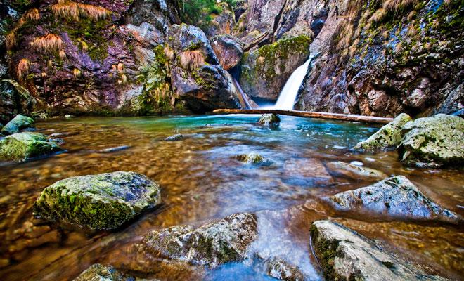 Cascada Iadolina din Bihor - flickr