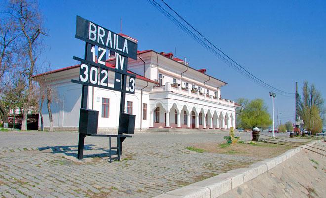 Gara Fluviala din orasul Braila - dan calin