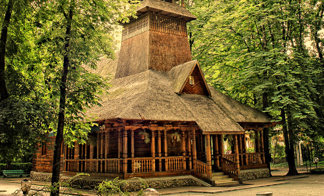 Manastirea Lacu Sarat din comuna Chiscani - flickr