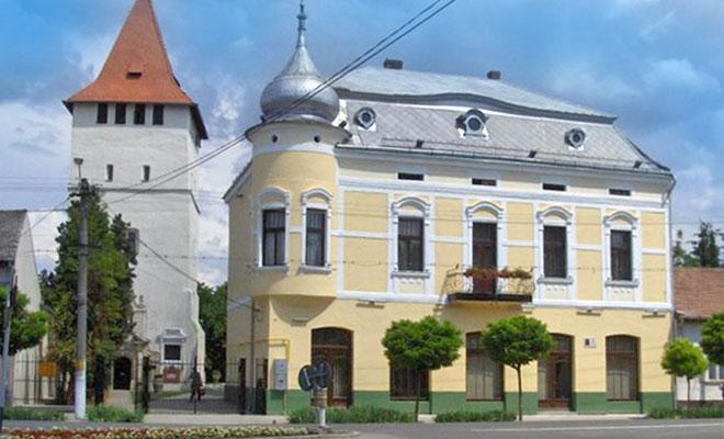 Muzeul memorial Arany Janos din orasul Salonta - bibnat