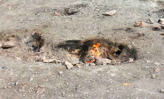 Rezervatia Naturala Focul Viu din comuna Andreiasu de Jos - flickr