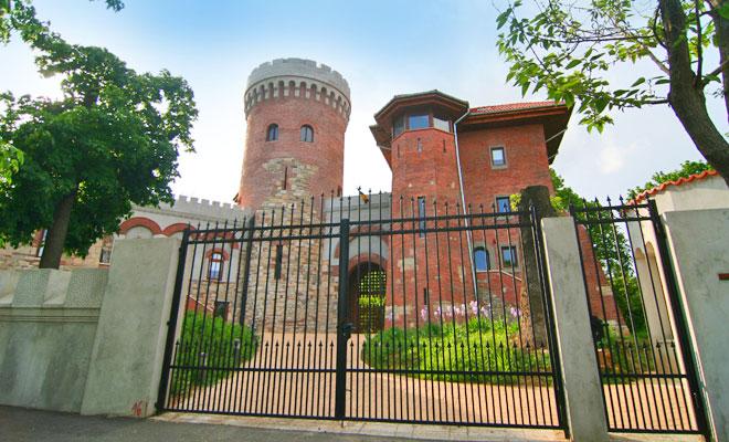 Castelul lui Vlad Teped din Bucuresti