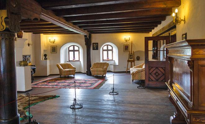 Muzeul Banatului din comuna Bran - flickr