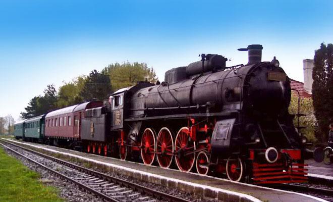 Trenul Turistic din orasul Brasov - bimturism