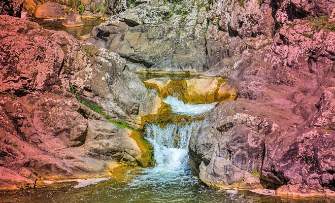 Cascada Ciucas din comuna Mihai Viteazu - flickr