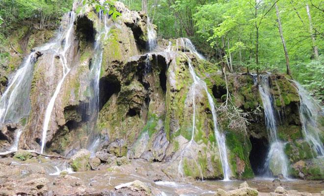 Cascadele Beusnitei din judetul Caras-Severin - flickr