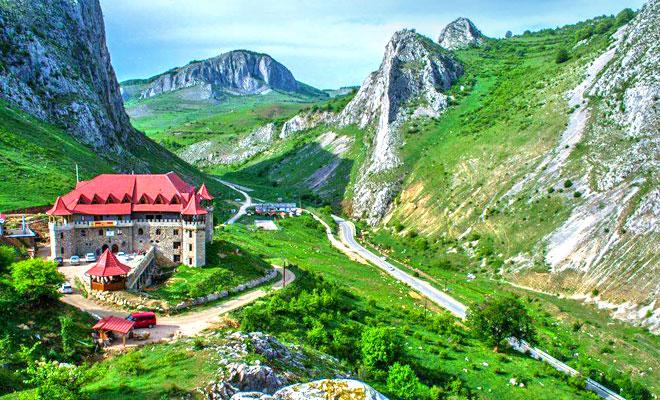 Cheile Valisoarei sau Cheile Aiudului din comuna Livezile judetul Alba - flickr