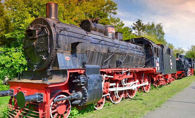 Muzeul Locomotivelor cu Abur din orasul Resita - flickr