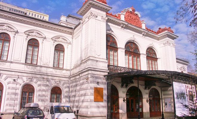 Palatul Sutu din Bucuresti - flickr