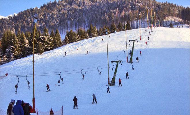 Partia de schi Zanoaga din comuna Bran judetul Brasov - flickr