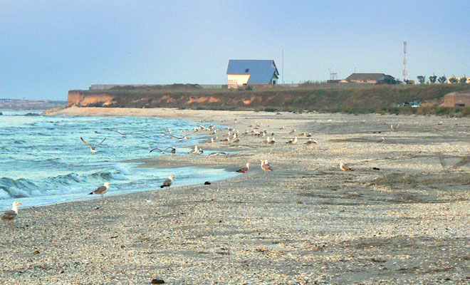 Plaja Corbu din comuna Corbu judetul Constanta - flickr