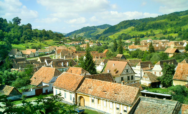 Statiunea Bazna din comuna Bazna judetul Sibiu - flickr