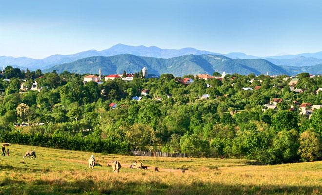 Statiunea Ocna Sugatag din comuna Ocna Sugatag judetul Maramures - flickr