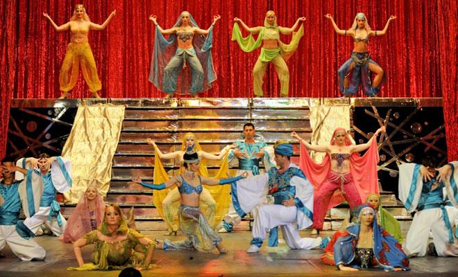 Teatrul de Revista Constantin Tanase din Bucuresti - rronline