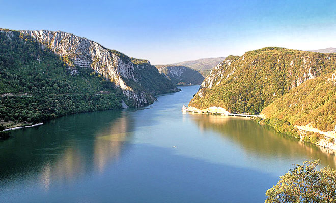 Cazanele Dunarii din comuna Dubova judetul Mehedinti - flickr