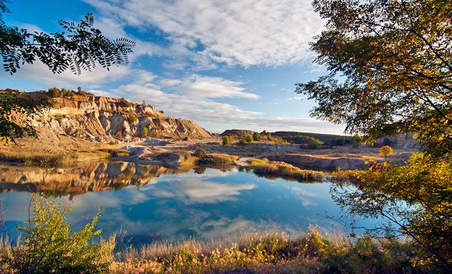 Laguna Albastra din comuna Aghiresu judetul Cluj - flickr
