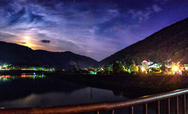 Statiunea Calimanesti-Caciulata din orasul Calimanesti judetul Valcea - flickr