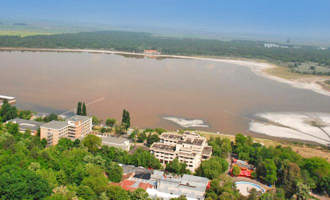 Statiunea Lacul Sarat din comuna Chiscani judetul Braila - efemeride