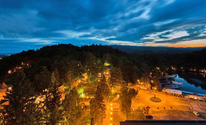 Statiunea Sovata din orasul Sovata judetul Mures - flickr