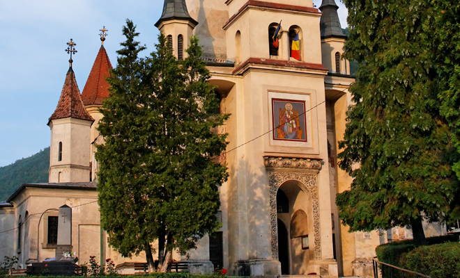Biserica Sfantul Nicolae din orasul Brasov