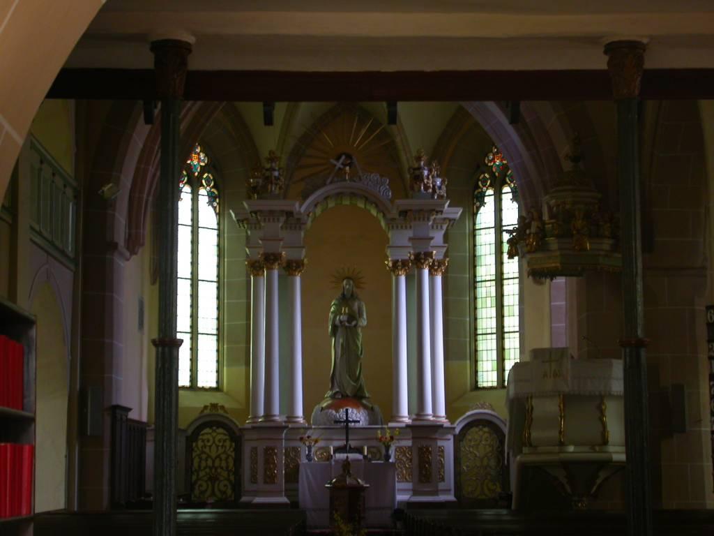 Biserica Reghin 2
