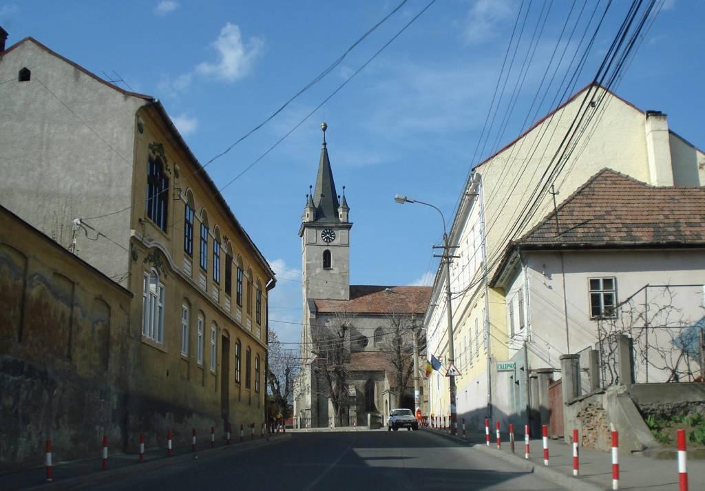 Biserica Reghin 5