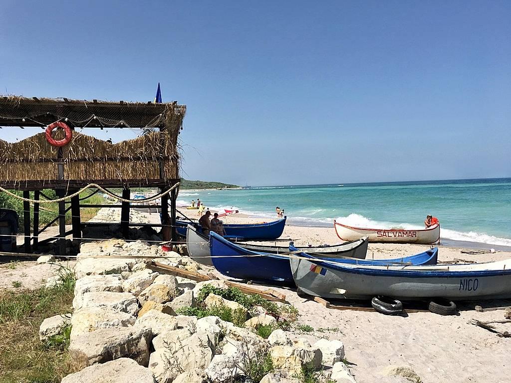 Plajele secrete din Romania 1