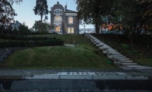 Villa Csonka din orasul Targu Mures judetul Mures (2)