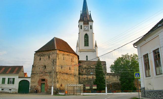 Cetatea Greavilor din comuna Garbova - flickr