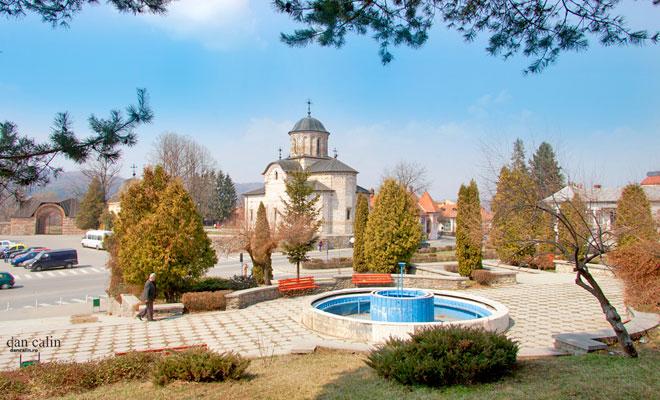Biserica Domneasca din orasul Curtea de Arges - dan calin